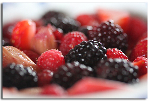 Paleo Diet Food List Fruits