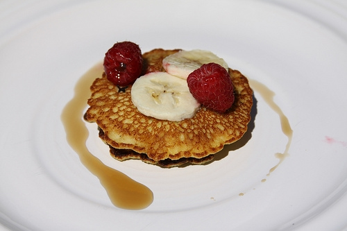 Paleo Diet Breakfast Pancakes