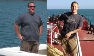 How Jim Brown Lost 130 Pounds on Paleo