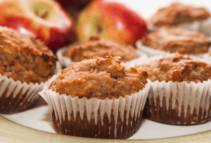 Paleo Breakfast Ideas - Apple Muffins