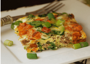 Paleo Breakfast Ideas - Breakfast Casserole