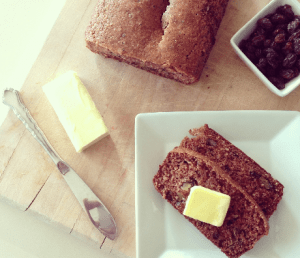 Paleo Breakfast Ideas - Cinnamon Raisin Bread