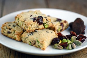 Paleo Breakfast Ideas - Muesli Scones