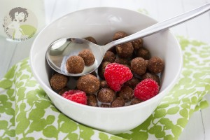 Paleo Breakfast Ideas - Paleo Chocolate Cereal
