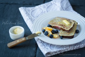 Paleo Breakfast Ideas - Paleo French Toast