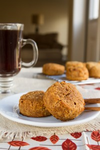 Paleo Breakfast Ideas - Pumpkin Spice Muffin Mounds
