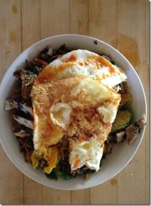Paleo Breakfast Ideas - Weekend Paleo Breakfast Bowl