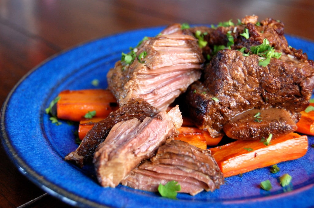 Short Ribs Slow Cooker