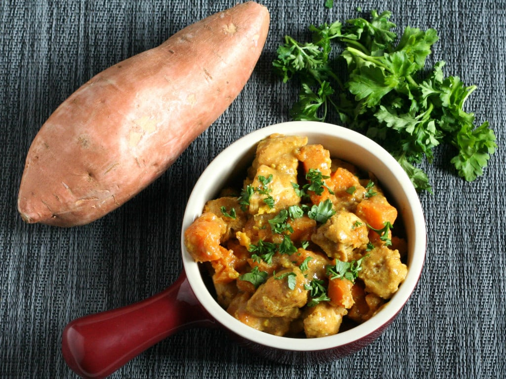 Sweet potato and chicken curry ultimate paleo guide sweet potato and chicken curry forumfinder Choice Image