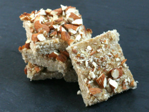 Almond Coconut Bars 1