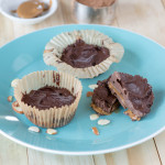 keto chocolate almond butter cups