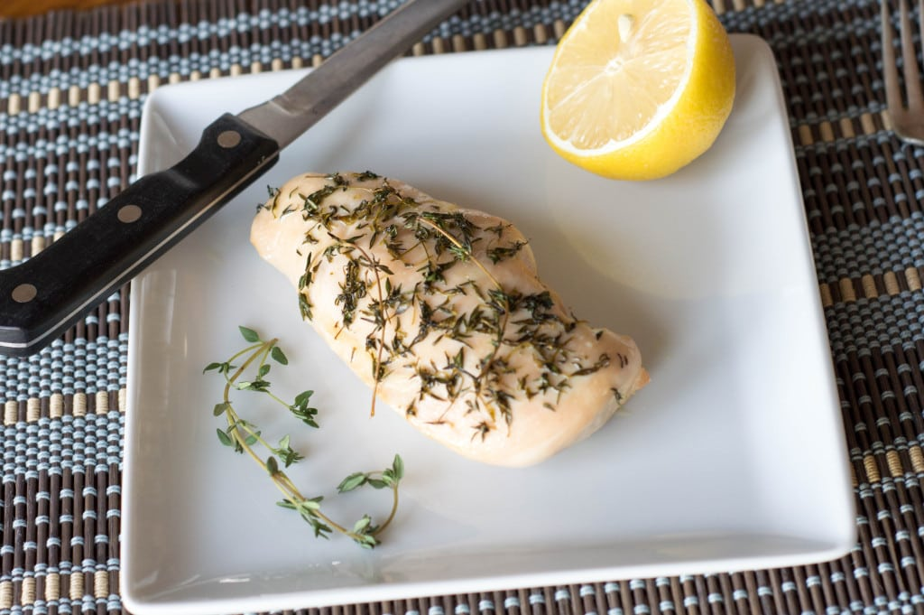 Lemon and Thyme Roasted Chicken Breast-2