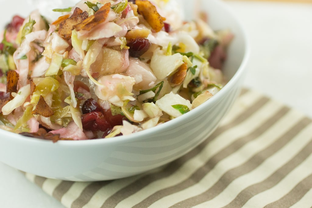 Hearty Fall Salad / Ultimate Paleo Guide