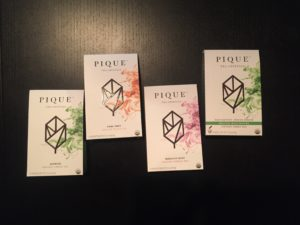 Pique Tea – A Review