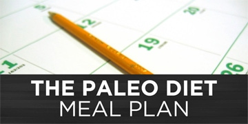 The Paleo Diet Meal Plan
