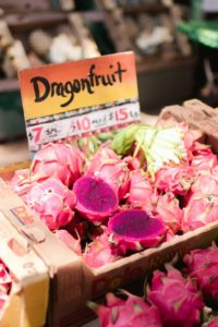 Dragon Fruit…Pink Fruit…What IS That?!
