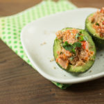 salmon-stuffed-avocado