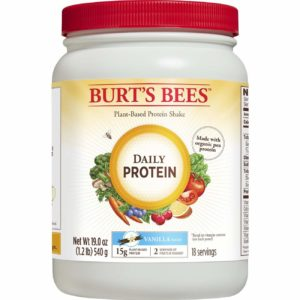 The Buzz on Burt's Bees Protein Powder