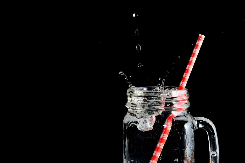 water-straw