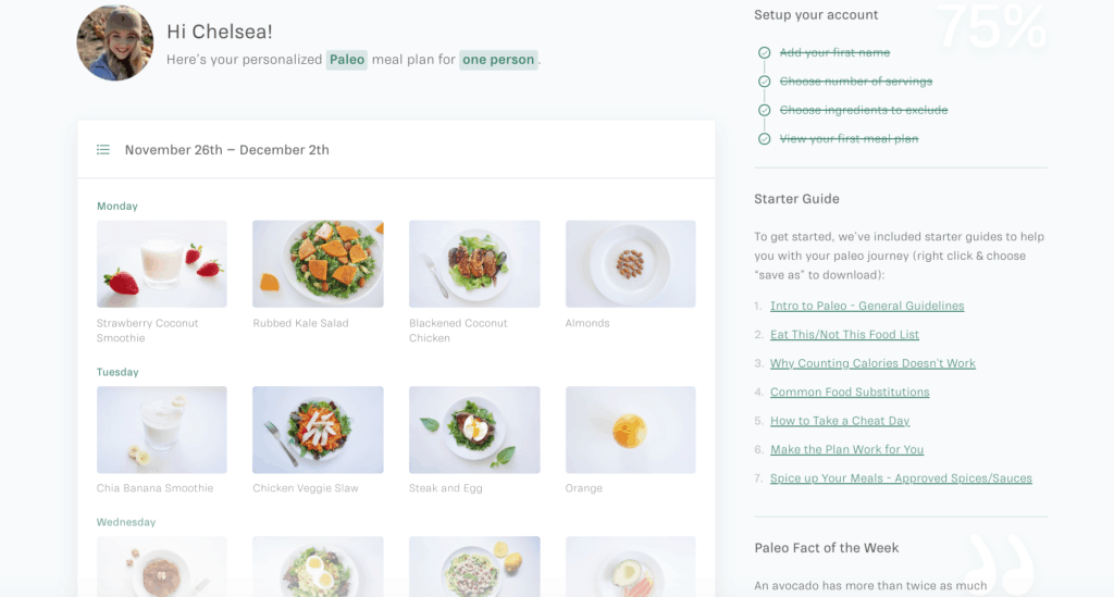dashboard-paleo-meal-plans