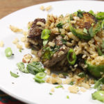 cauliflower-rice-steak-bowl
