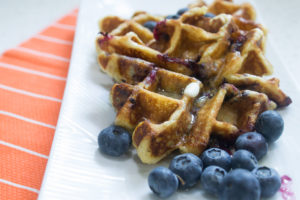 keto-blueberry-waffles