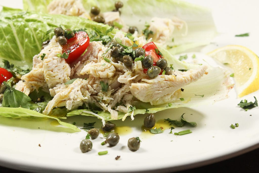 lemon-caper-tuna-wraps