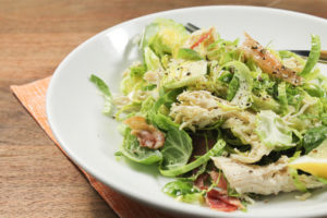 lemon-chicken-brussels-sprout-salad