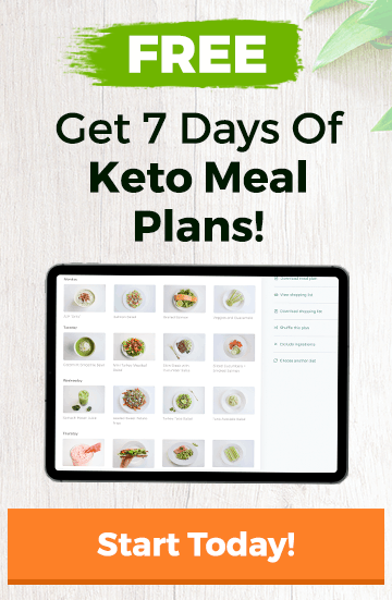 The Keto Diet Meal Plan