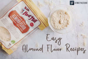 almond flour recipes