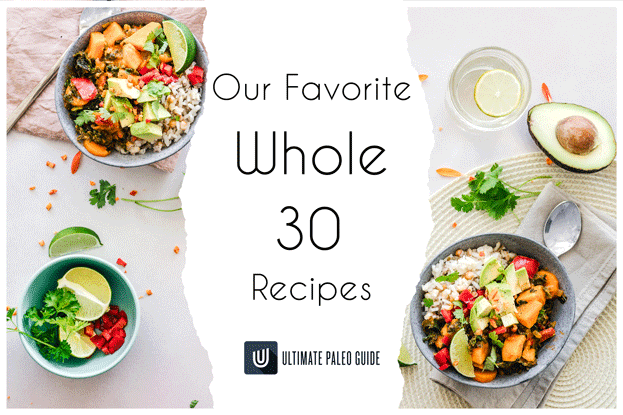 whole 30 recipes salads breakfast lunch dinner