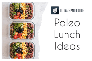 paleo lunch recipes meal prep